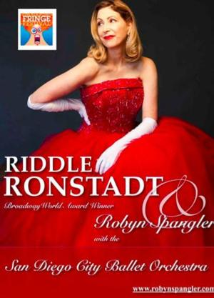 Broadway World Winner Robyn Spangler Headlines San Diego Fringe Festival, 7/3 - 7/8