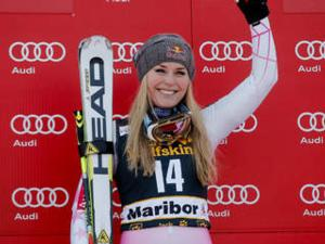 Lindsey Vonn Talks New Role as Olympic Correspondent on TODAY