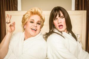 RISE 'N SHINE WITH BETTE & JULIETTE Continues Tonight at Cavern Club Theater