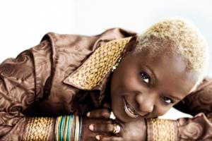 World Music Institute, with The Town Hall, Presents ANGELIQUE KIDJO, 2/15