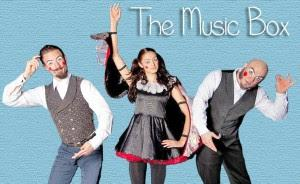 Synetic Theater to Present THE MUSIC BOX & THE MIRACULOUS MAGICAL BALLOON this Summer at Lubber Run