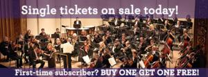 The Ann Arbor Symphony Orchestra Announces Single Tickets On Sale Now