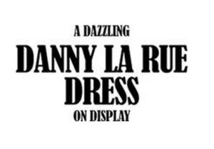 Danny La Rue Costume on View at Wyvern Theatre, 25-28 July