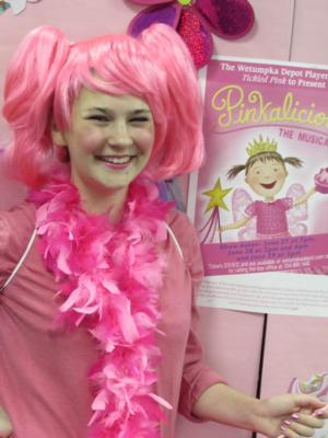 Wetumpka Depot Players to Present PINKALICIOUS THE MUSICAL, 6/27-29