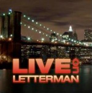 David Gray & More Set for LIVE ON LETTERMAN Concert Webcasts