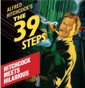 Alfred Hitchcock's THE 39 STEPS to Play Kelsey Theater, Begin. 1/31