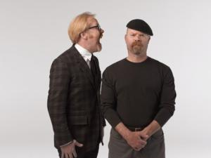MYTHBUSTERS: BEHIND THE MYTHS Adds Second Performance at Cadillac Palace Theatre, 12/6