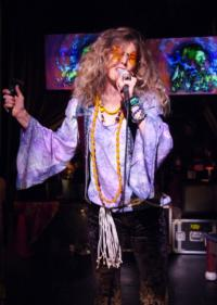 Review: Sophie B. Hawkins Becomes Janis Joplin in ROOM 105 at Macha Theatre