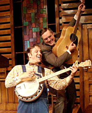 SMOKE ON THE MOUNTAIN Returns to Cumberland County Playhouse, Now thru 8/8