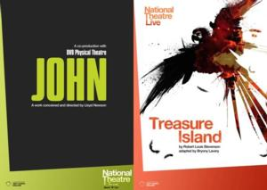 NT Live to Air International Broadcasts of JOHN and TREASURE ISLAND This Winter
