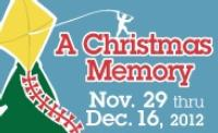 New Stage Presents Truman Capote's A CHRISTMAS MEMORY, Now thru 12/16
