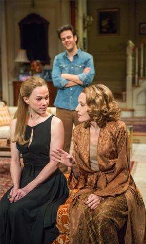THE CITY OF CONVERSATION, Starring Jan Maxwell, Ends its Twice Extended Run Today