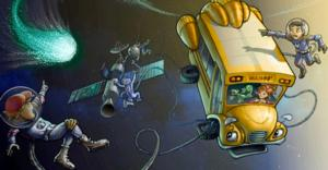 Netflix Planning MAGIC SCHOOL BUS Reboot