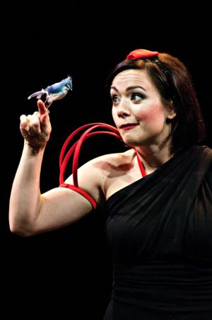 Michelle Knight,     Andrea Canny & More Set for DISENCHANTED at The Abbey,     9/19-10/27