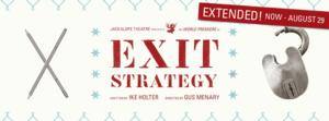 Jackalope to Welcome Andrew Saenz & Ron Turner to Cast for EXIT STRATEGY Extension