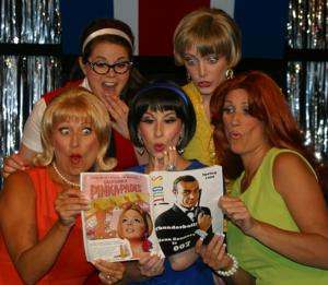 BWW Reviews: Winter Park Playhouse's SHOUT! A MOD MUSICAL Swings into the 60's