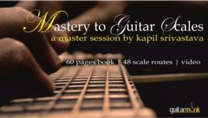 Guitarist and Author Kapil Srivastava Releases MASTERY TO GUITAR SCALES VOLUME 1 Book