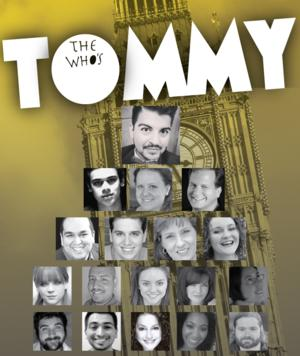 BWW Interviews: THE WHO'S TOMMY Comes to The Playhouse San Antonio