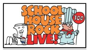 Highland Park Players Presents SCHOOLHOUSE ROCK LIVE TOO!, 2/8-16