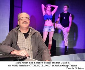 BWW Reviews: World Premiere TALHOTBLOND Proves Everyone Lies Online