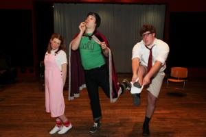 Hershey Area Playhouse Presents THE 25TH ANNUAL PUTNAM COUNTY SPELLING BEE, Now thru 2/16