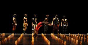 UMS Presents Compagnie Käfig's Performance of CORRERIA AGWA, 2/14-15