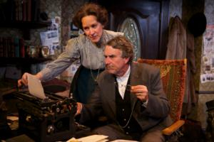 BWW Reviews: FADED GLORY Sparkles at North Coast Rep