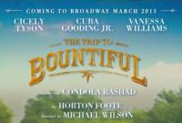 Stephen Byrd & Alia Jones Join THE TRIP TO BOUNTIFUL Producing Team