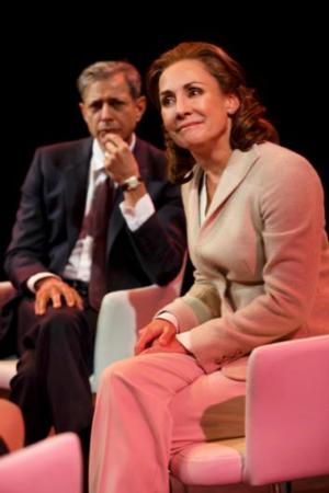 Review Roundup: Lincoln Center Theater's DOMESTICATED