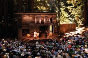 Santa Cruz Shakespeare's Inaugural Summer Season Begins July 1