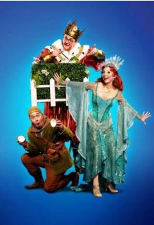 Joe Pasquale, Bonnie Langford & Todd Carty to Lead SPAMALOT UK Tour, Beginning January 2015