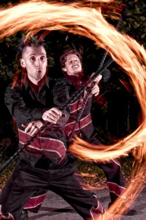 Pirates and Fire Jugglers Come to the Hudson Valley, 6/28-29