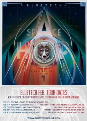 Bluetech Announces Tour and 2014 EP