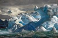 New York Art Gallery Elisa Contemporary Art Presents ICEBERGS AND GLACIERS Today