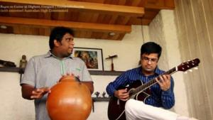 Guitarmonk School Launches Indian Genres Raga and Bollywood Courses