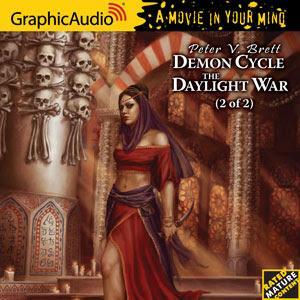 GraphicAudio Presents DEMON CYCLE 3: THE DAYLIGHT WAR