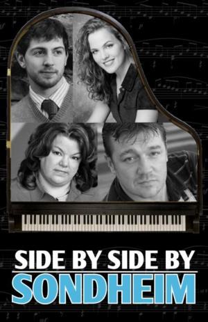 MusicalFare Presents SIDE BY SIDE BY SONDHEIM, Now thru 8/9