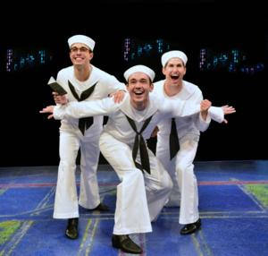 Marriott Theatre's ON THE TOWN Opens Tonight