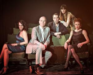 BWW Reviews: THE WORLD GOES ROUND - THE SONGS OF KANDER AND EBB, Union Theatre, January 17 2014