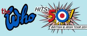 THE WHO to Celebrate 50th Anniversary with Year-Long Series of Events