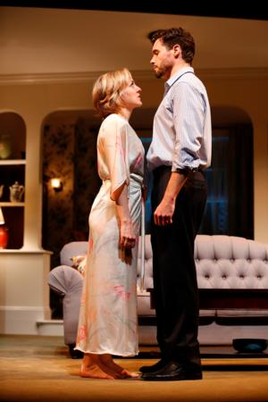 BWW Reviews: THINGS WE DO FOR LOVE in Westport