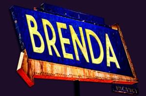 BRENDA Set for Fringe NYC at Robert Moss Theater, Begin. 8/13