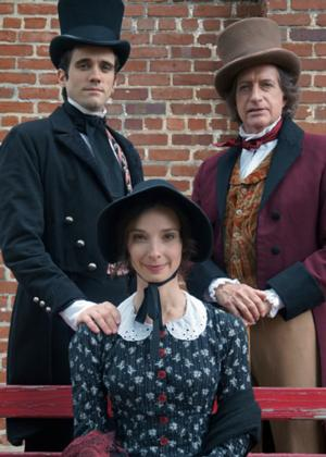 BWW Reviews: OST's Mega-Spectacle THE LIFE & ADVENTURES OF NICHOLAS NICKLEBY (Part 1)