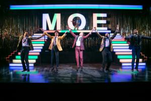 BWW Reviews: FIVE GUYS NAMED MOE Slays at Arena