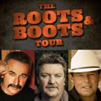 Country Stars Aaron Tippin, Joe Diffie & Sammy Kershaw Set for 'Roots & Boots' Tour