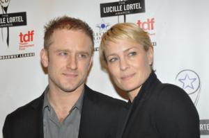 Ben Foster and Robin Wright Are Engaged!