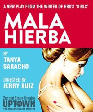 Marta Milans and More to Star in MALA HIERBA at Second Stage Theatre Uptown; Full Cast Announced!