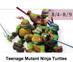 Barnes & Noble Announces Special TEENAGE MUTANT NINJA TURTLE Events
