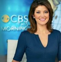 CBS THIS MORNING Adds 44,000 Viewers Compared to Same Week Last Year