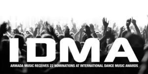 ARMADA MUSIC Receives 22 Nominations at International Dance Music Awards